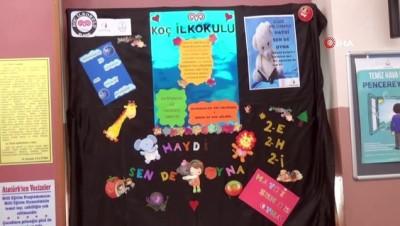 Oyuncaksız çocuklar için 'Oyuncak Kumbarası'