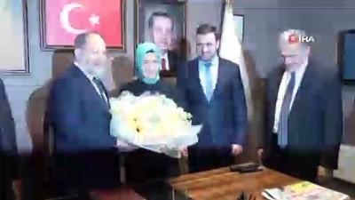"""Recep Akdağ: """"CHP, karşı çıkma üzerine bina edilen bir partidir"""""""