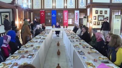 Semiha Yıldırım'dan İSMEK'e ziyaret - İSTANBUL