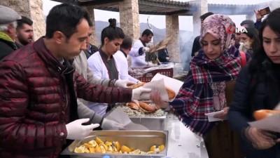 Tunceli'de 4'üncü geleneksel balık ekmek etkinliği