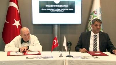 Türker İnanoğlu İletişim Fakültesi'nin yapımı start alıyor