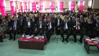 """Yalçın Topçu: """"Türkiye'de sağlık kuruluşları ve personeli dünyada marka oldu"""""""