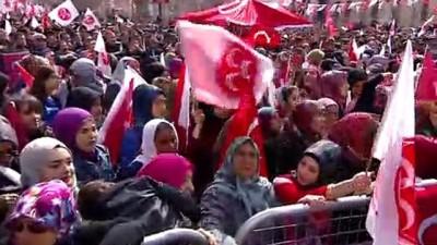 Bahçeli: 'AK Partili kardeşlerimizle biriz, beraberiz' - AKSARAY