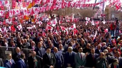 Bahçeli: 'Kılıçdaroğlu kim oluyor da bize milliyetçilik ahkamı kesiyor' - AKSARAY