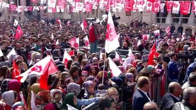 Bahçeli: 'Türk milleti çok açık bir saldırı altındadır' - AKSARAY