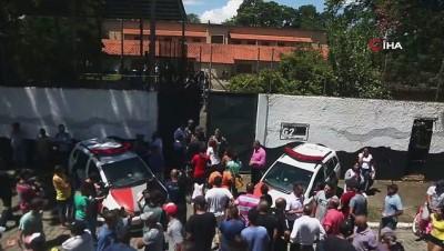 - Brezilya'da Okul Katliamında Ölü Sayısı 10'a Çıktı
