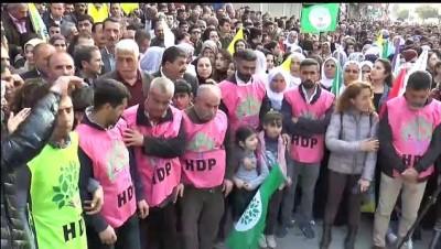 demokratiklesme - Buldan: 'Mersin'de, demokratik güç birliğinin adayına oylarınızı vermenizi istiyoruz' - MERSİN