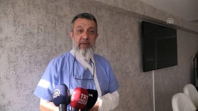 Eczacı eşinin, doktoru darbettiği iddiası - KIRIKKALE