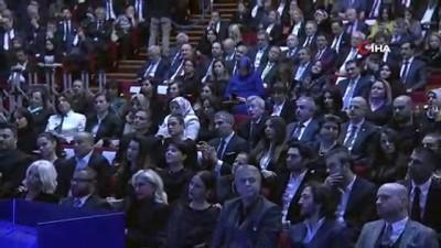 Emine Erdoğan:  'Kadın enerjisinin işin içine girmediği her alan bir kör noktaya dönüşür'