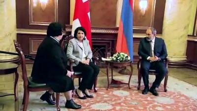 Gürcistan, Ermenilerin Güney Osetya ve Abhazya'yı ziyaret etmesinden rahatsız - TİFLİS