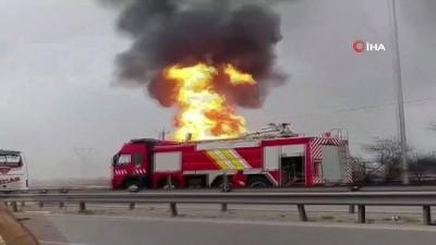 - İran'da boru hattında patlama