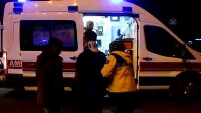 Karaman'da İki Otomobil Çarpıştı: 3 Yaralı