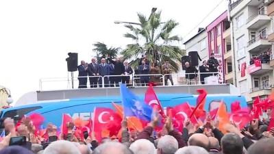 Soylu: 'Güçlü bir Türkiye olsun istemediler' - RİZE