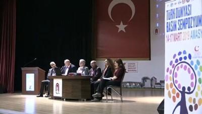 Türk Dünyası Basın Sempozyumu - AMASYA