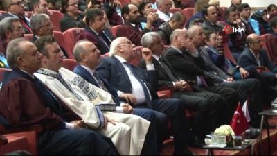 Yüzyılın Beyin Cerrahı Prof. Dr. Yaşargil'e Fahri Doktora tevdi edildi