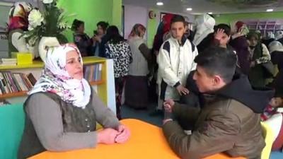 Ahlat'ta 'Anne Misafirim Olur musun Projesi' - BİTLİS