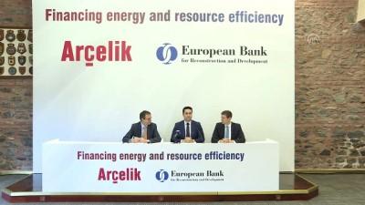 Arçelik'ten EBRD ile yaklaşık 1 milyar TL'lik kredi anlaşması - İSTANBUL