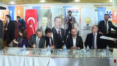 Çevre ve Şehircilik Bakanı Kurum, Ataşehir'de - İSTANBUL