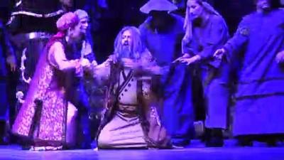 muzikal - Çin prensesi Turandot 20 yıl sonra başkentte - ANKARA