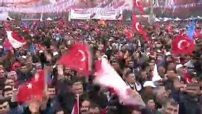 Cumhurbaşkanı Erdoğan: 'Askeri birliği şehir içinde tutmanın bir anlamı kalmadı' - GAZİANTEP