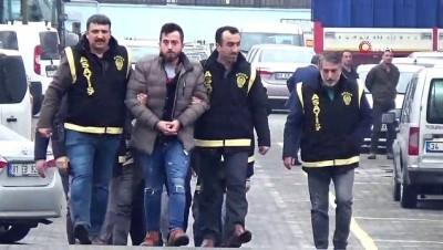 Düzce'de fuhuş operasyonu...Şüphelilerin yakınları gazetecilere saldırdı