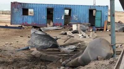 İsrail'den Gazze'ye hava saldırısı - GAZZE