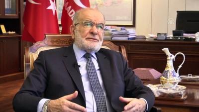 Karamollaoğlu: 'Bütün belediyeleri almak için çalışıyoruz' - ANKARA