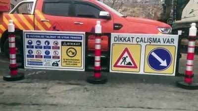 Maltepe Cemevi'nde hafriyat sorunu - İSTANBUL