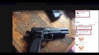Sosyal medya üzerinden silah ticareti operasyonu - İSTANBUL