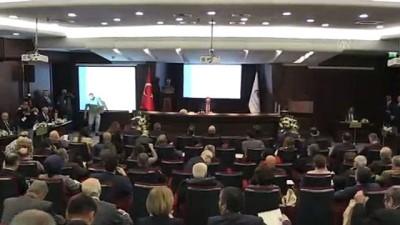 TCMB Başkanı Çetinkaya: 'Hissedarlarımızın tüm kayıtlarını canlı tutuyoruz' - ANKARA