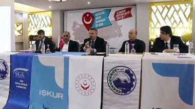 Uluslararası spor firması üretim merkezini Ağrı'ya kuracak
