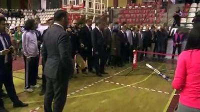 Yerlikaya: 'İnşallah Türk sporunu hep birlikte yukarıya taşıyacağız' - SİVAS
