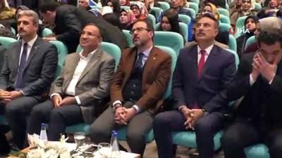 """Bakan Kasapoğlu: """"Türkiye'de spor tesisleşmesi, Avrupa ve Dünya'nın ilerisinde"""""""