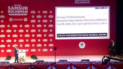 Cumhurbaşkanı Erdoğan, '(Kılıçdaroğlu) Terörün kaynağını islam dünyasına getiriyor' - İSTANBUL