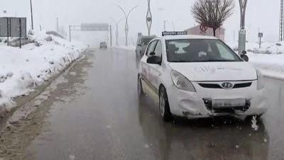 Doğu Anadolu'da kış (2) - HAKKARİ