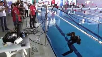 Dünya rekortmeni Erken şehitler için '104' metre yüzecek - ÇANAKKALE