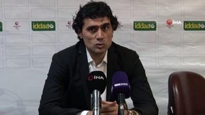 devre arasi - Elazığspor - Adana Demirspor maçının ardından