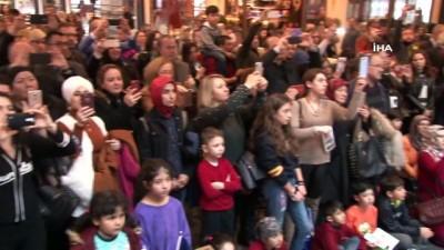 Fatih Şahin Çanakkale Şehitleri Anma programına katıldı