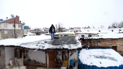 Kar hayatı olumsuz etkiledi - TUNCELİ