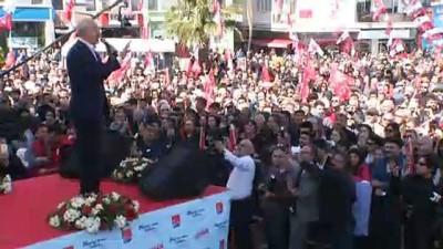 Kılıçdaroğlu: 'Demokrasi için mücadele ediyoruz' - İZMİR