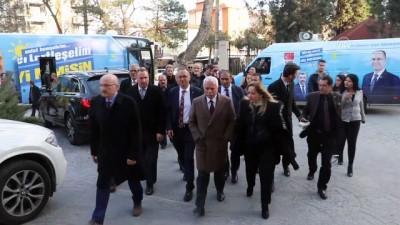 Koray Aydın: ''(İYİ Parti) Müthiş bir sahiplenme duygusuyla Türkiye genelinde yükseliş var'' - ISPARTA