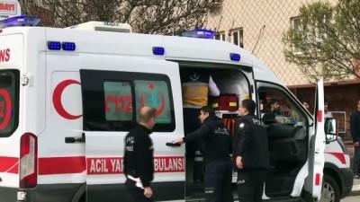 Tutuklanan zanlıya adliye çıkışında saldırı - BATMAN