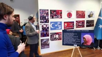 Uygurlardan İsveç'te fotoğraf sergisi - STOCKHOLM