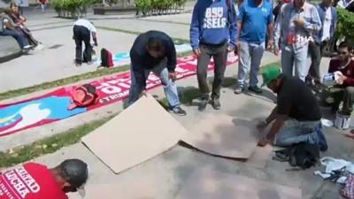 - Venezuela'da ABD karşıtı protesto