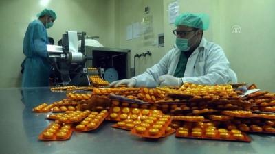 ilac uretimi - Gazze'deki tek ilaç fabrikası İsrail ablukasına direniyor - GAZZE