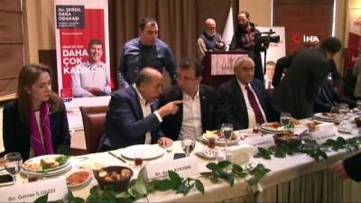 - İmamoğlu İstanbul'da yaşayan Mardinlilerle bir araya geldi