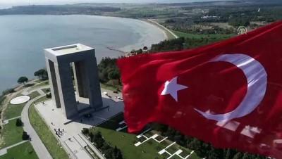 mustesna - Mehmetçik'in destanlaştığı zaferin 104. yıl dönümü - ÇANAKKALE