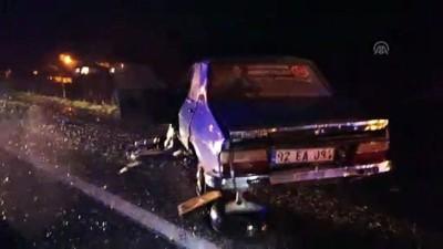 Trafik kazası: 1 ölü, 2 yaralı - ADIYAMAN