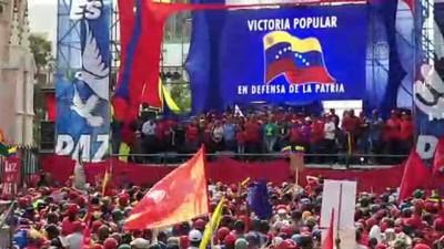 Venezuela'da herkesin hedefi Miraflores - CARACAS