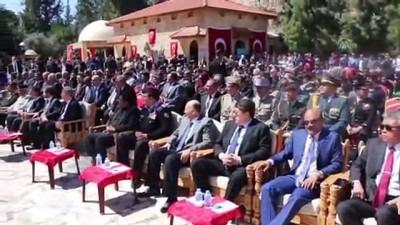 saygi durusu - 18 Mart Şehitleri Anma Günü ve Çanakkale Deniz Zaferi'nin 104. yılı - AMMAN
